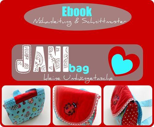 Bewertungen zu Ebook JANI bag - Ebook - Schnittmuster und Anleitung ...
