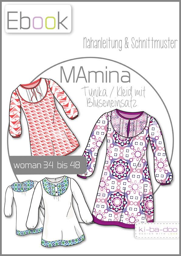 Ebook MAmina - Ebook - Schnittmuster und Anleitung als Pdf Datei in ...