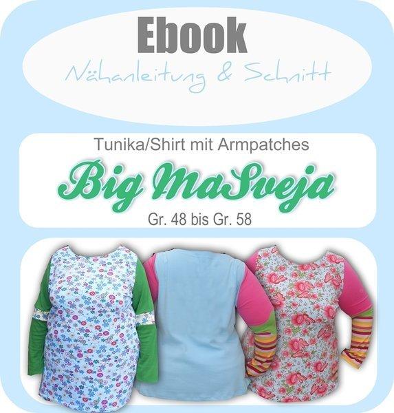 Ebook BIG MaSveja - Ebook - Schnittmuster und Anleitung als Pdf ...