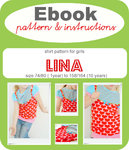 Ebook LINA - Ebook - pattern and instructions Pdf Datei in A4