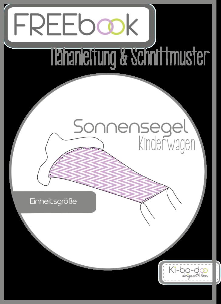 Freebook Sonnensegel - Schnittmuster und Anleitung als PDF Datei in ...