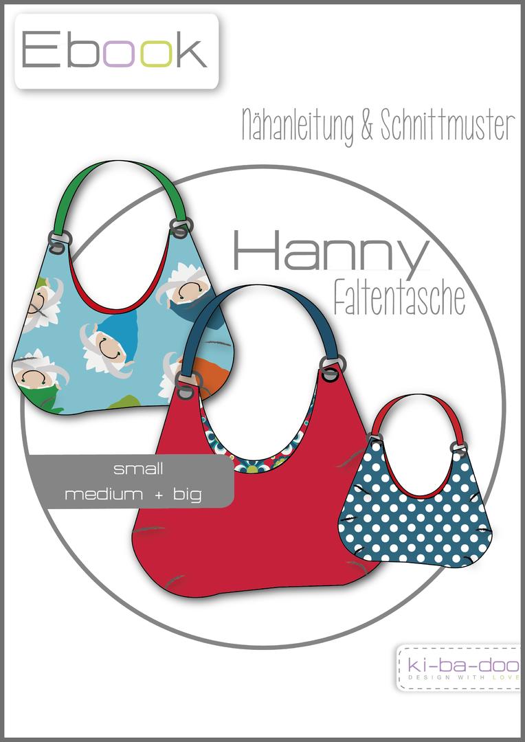 Ebook Hanny Schnittmuster Und Anleitung Als Pdf Datei In A4 Viele