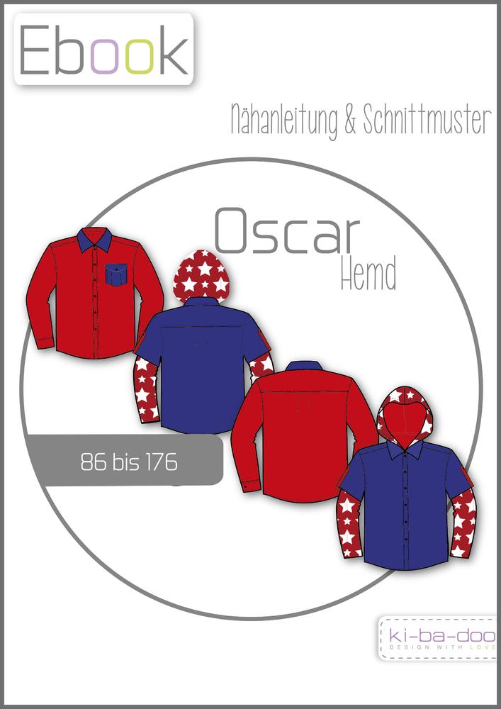 Ebook Hemd Oscar - Schnittmuster und Anleitung als PDF Datei in A4 ...