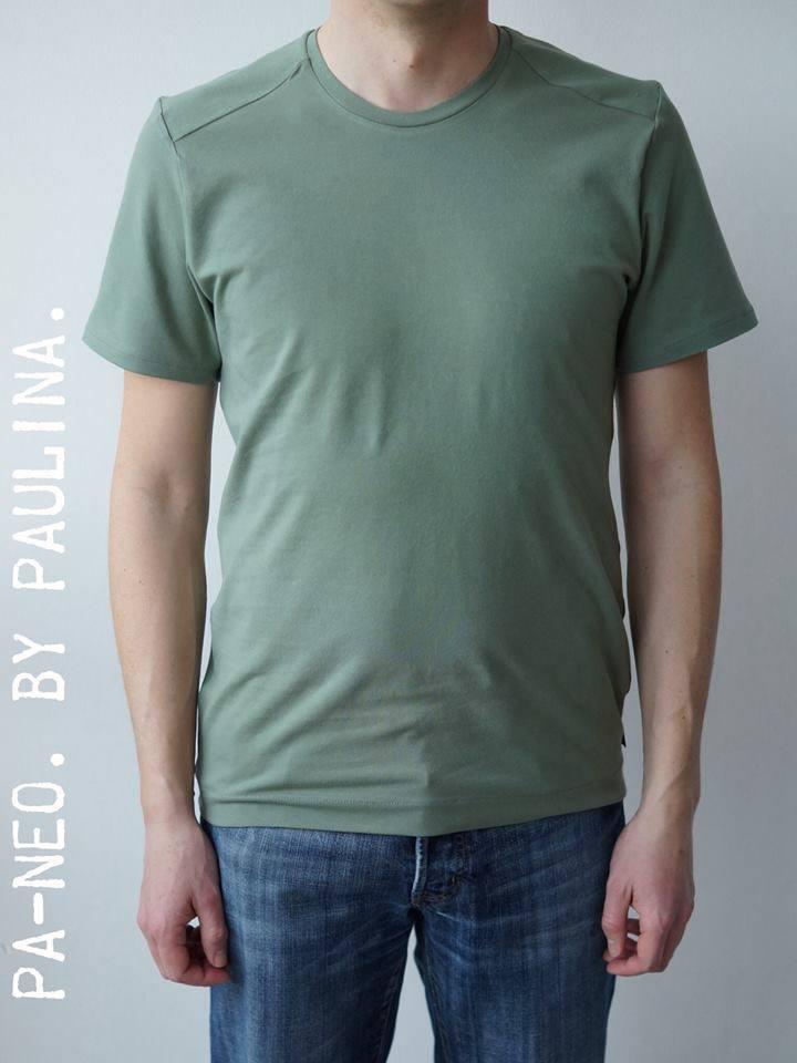 Ebook Shirt PAneo - Schnittmuster und Anleitung als PDF Datei in A4 ...