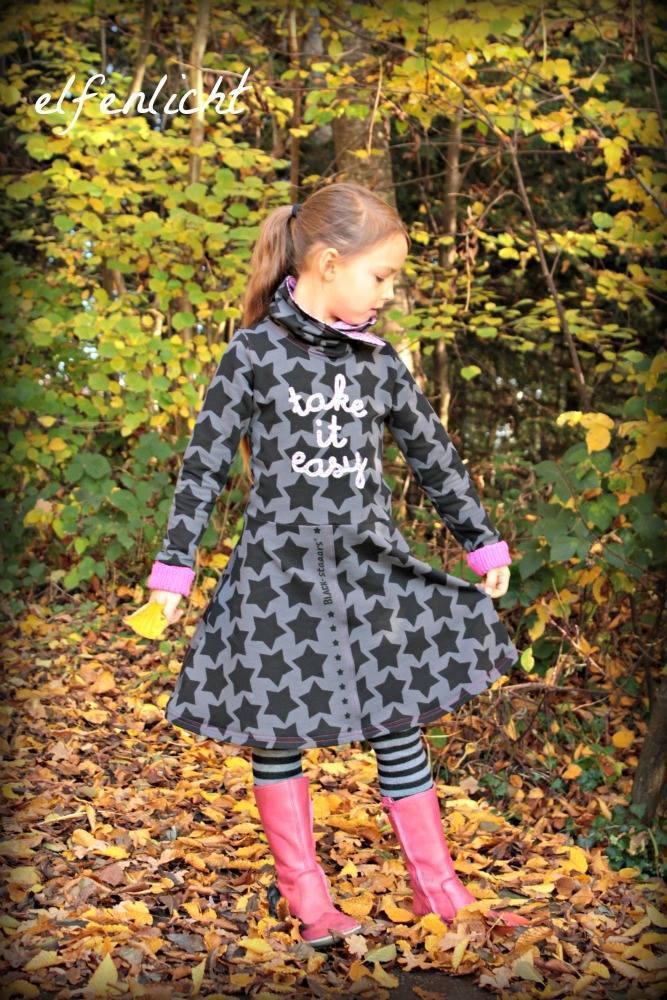 Ebook Kinder Basic Winterkleid - Schnittmuster und Anleitung als PDF ...