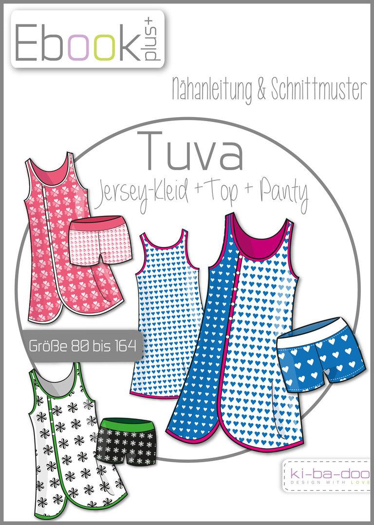 Ebook plus Shorts & Tunika TUVA - Schnittmuster und Anleitung ...