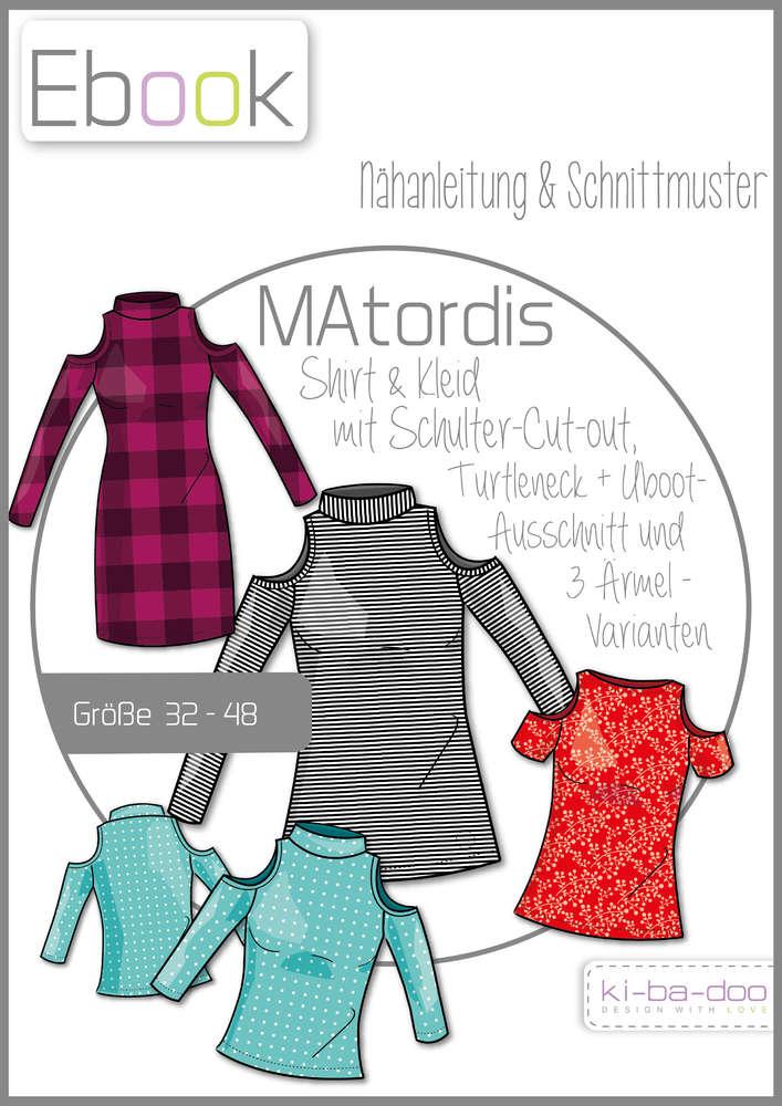 Ebook MAtordis - Ebook - Schnittmuster und Anleitung als Pdf Datei ...