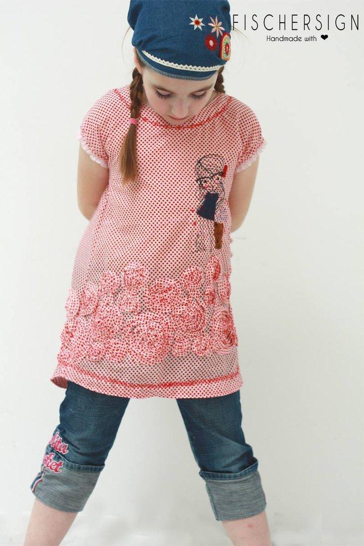 Ebook Basic Blusen-Shirt Kids - Schnittmuster und Anleitung als Pdf ...